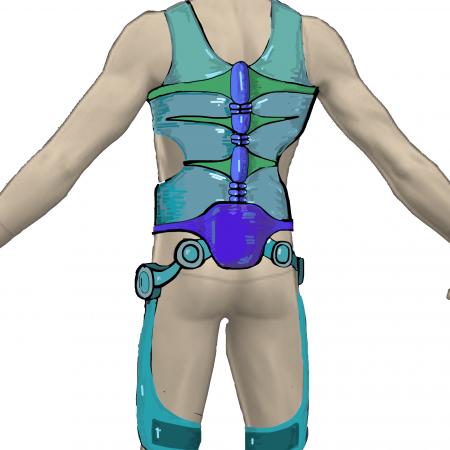 SPEXOR: Spinal Exoskeletal Robot for Low Back Pain Prevention and Vocational Reintegration
