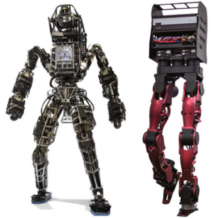 Special issue on whole-body control of contacts and dynamics for humanoid robots