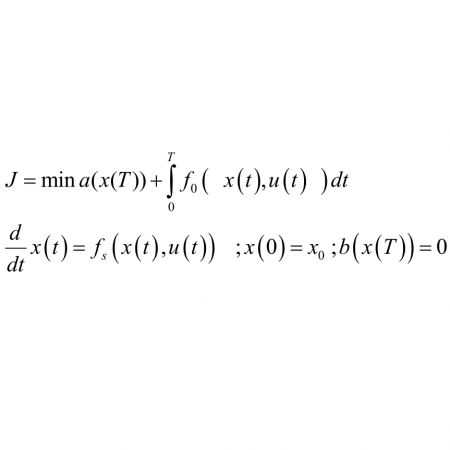 Some mixed algorithms in optimal control