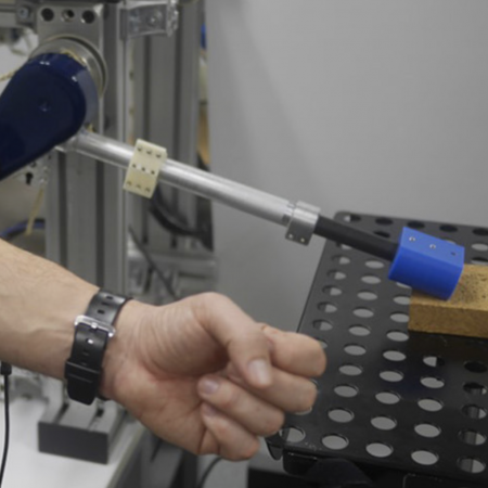 Human-In-The-Loop Control and Task Learning for Pneumatically Actuated Muscle Based Robots
