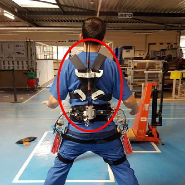 SPEXOR passive spinal exoskeleton decreases metabolic cost during symmetric repetitive lifting
