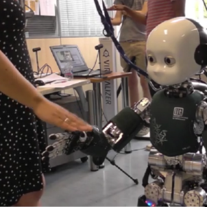 Telexistence and Teleoperation for Walking Humanoid Robots